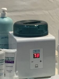 Australian body care waxing pot