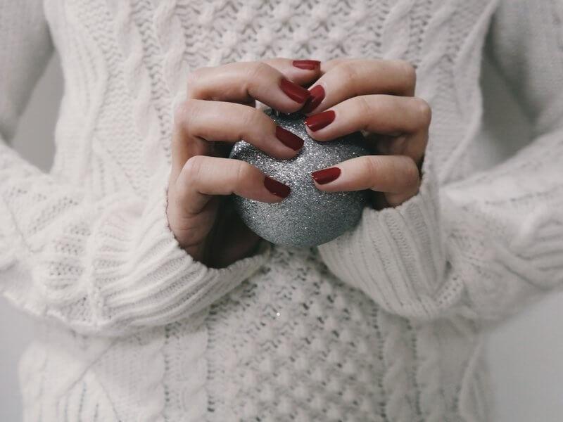 Nail Polish for Christmas