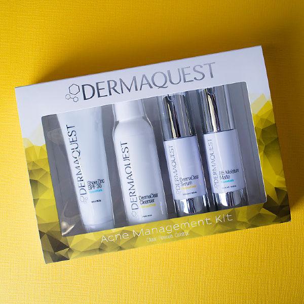 dermaquest acne starter pack